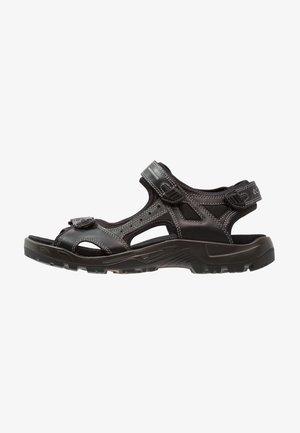 OFFROAD - Walking sandals - black