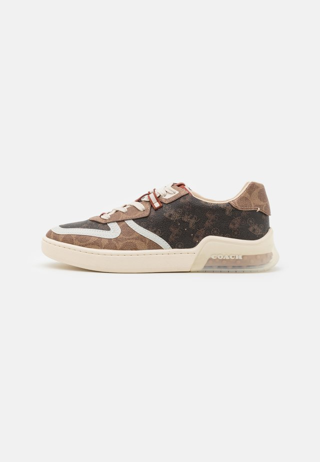 CITYSOLE COURT - Sneakers - brown