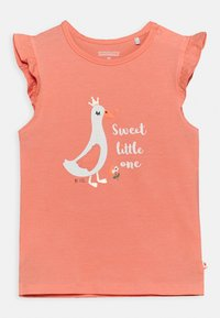 Staccato - 2 PACK  - T-shirt print - apricot/light pink - 1