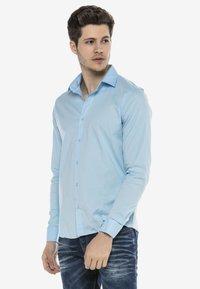 Cipo & Baxx - HECTOR - Formal shirt - blau - 5