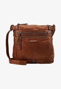 Tamaris - ULLA - Across body bag - brown - 1