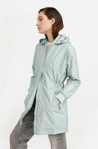 Finn Flare - Waterproof jacket - green - 4