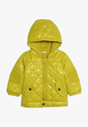 JACKET - Winter jacket - yellow
