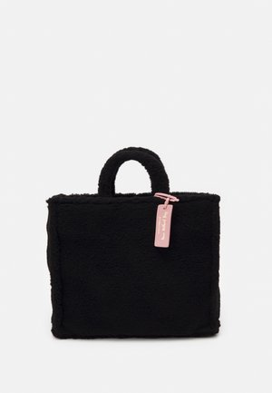 NEVER WITHOUT TOP HANDLE - Shopping bags - noir