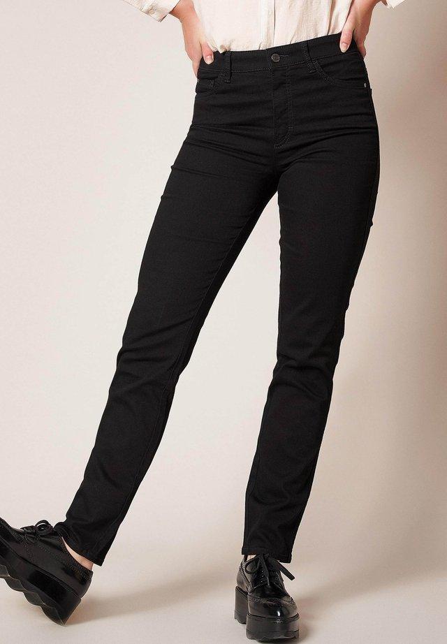 AUDREY_01 - Jeans slim fit - 990 black denim
