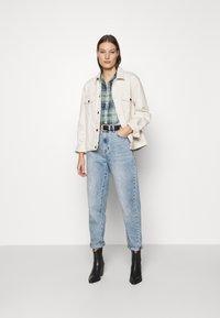 LTB - LUCINDA - Button-down blouse - malibu check wash - 1