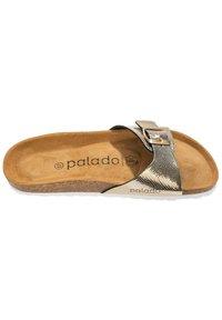Palado - MALTA - Mules - gold - 3