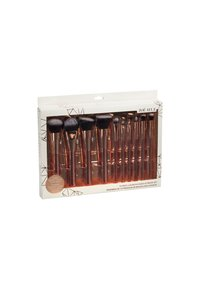 ZOË AYLA - 10 PIECE LUXURIOUS MAKE-UP BRUSH SET - Pinceau maquillage - rose gold