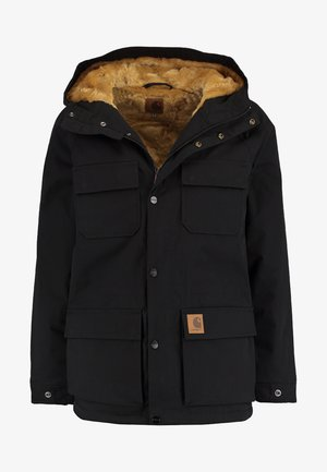 MENTLEY - Winter jacket - black
