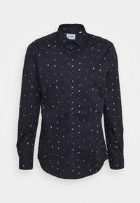 Only & Sons - ONSSANE DITSY POPLIN - Shirt - dark navy - 4