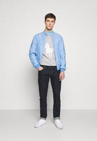 Polo Ralph Lauren - CITY  - Bomber Jacket - capri blue/white - 1