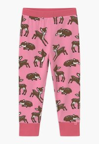 Småfolk - GIRL DEER  - Pyjama set - sea pink - 2