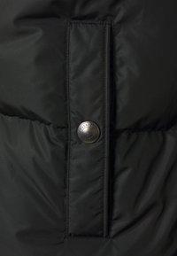 Belstaff - DOME JACKET - Down jacket - black/sage green - 8