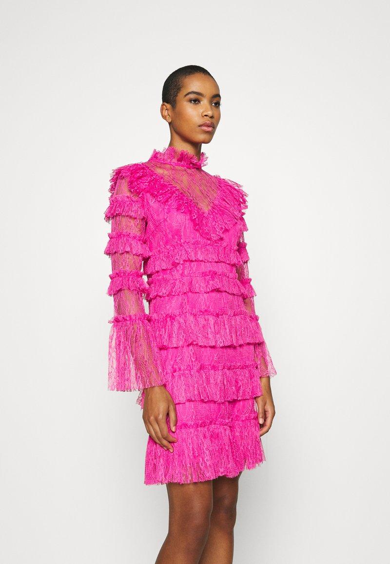 By Malina - DRESS - Cocktail dress / Party dress - cerise