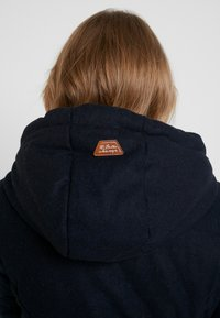 Ragwear - ASHANI PUFFY BLOCK - Parka - navy - 5