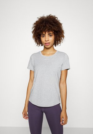 ONE LUXE - Basic T-shirt - particle grey