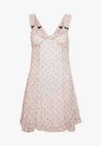 NEW girl ORDER - DITSY DRESS - Kjole - beige - 3