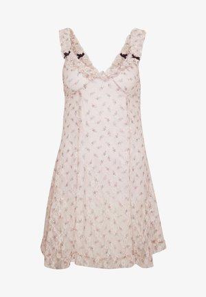 DITSY DRESS - Kjole - beige