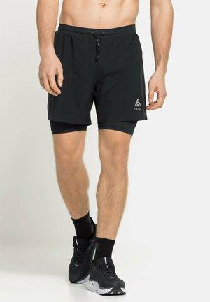 AXALP TRAIL - Sports shorts - black