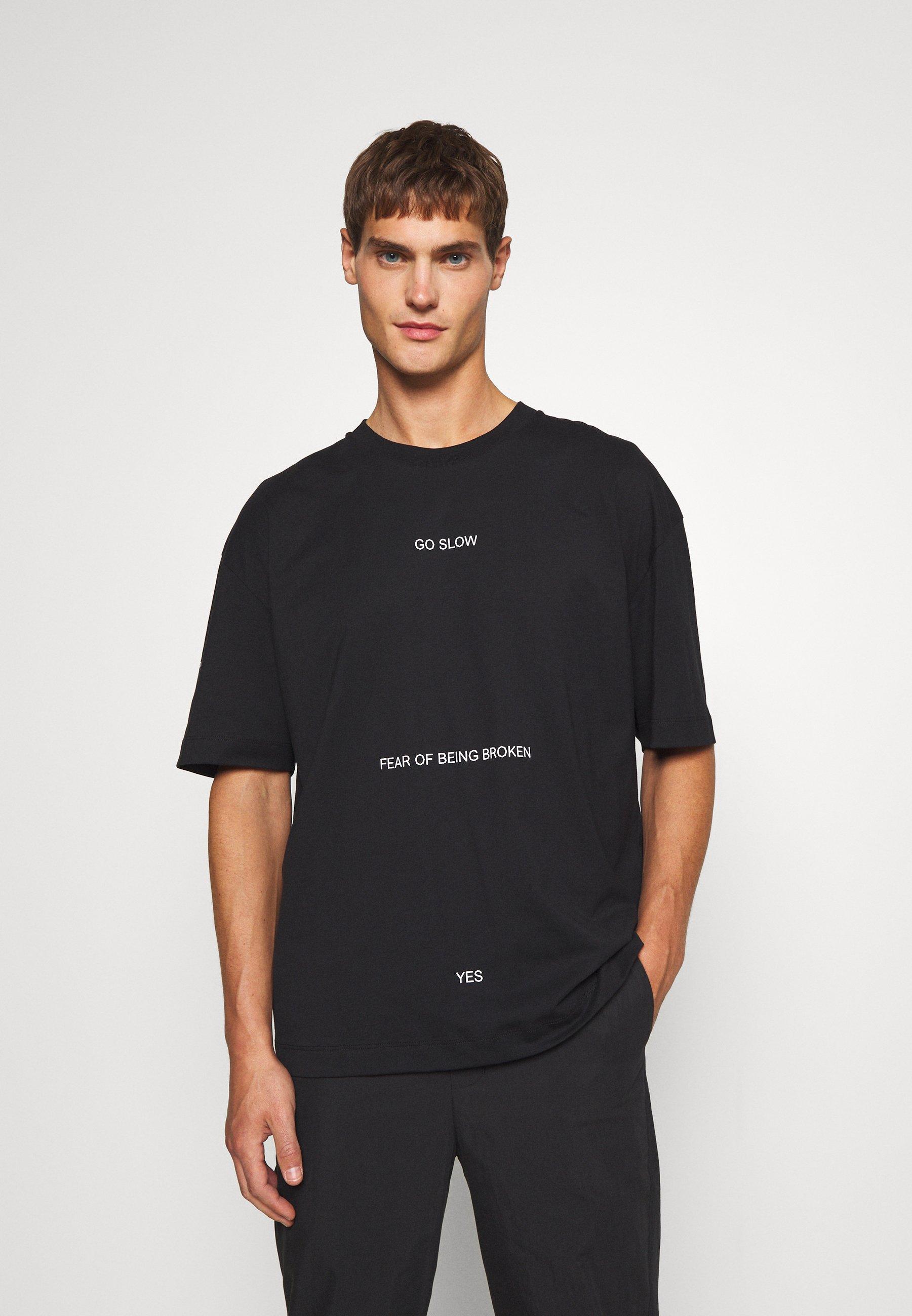 Homme SPIRIT GO SLOW UNISEX - T-shirt imprimé