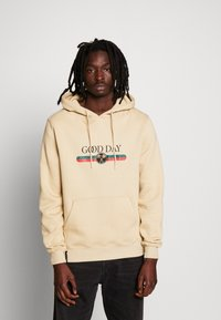 Cayler & Sons - GOOD DAY - Hoodie - sand - 0