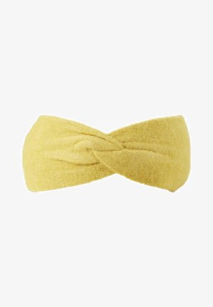 Ear warmers - yellow