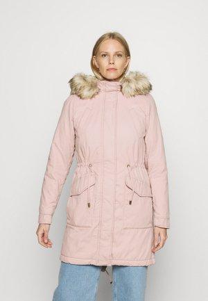 BORG LINED - Parkas - light pink