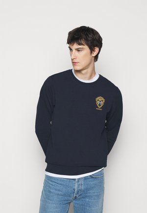 BLACKWATCH CREW - Sweatshirt - navy