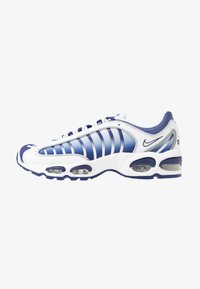 AIR MAX TAILWIND IV - Trainers - white/deep royal blue/wolf grey