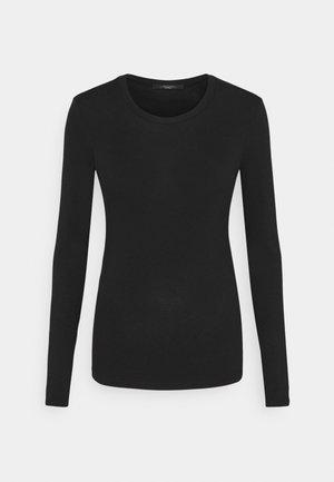 MULTIE - T-shirt à manches longues - schwarz