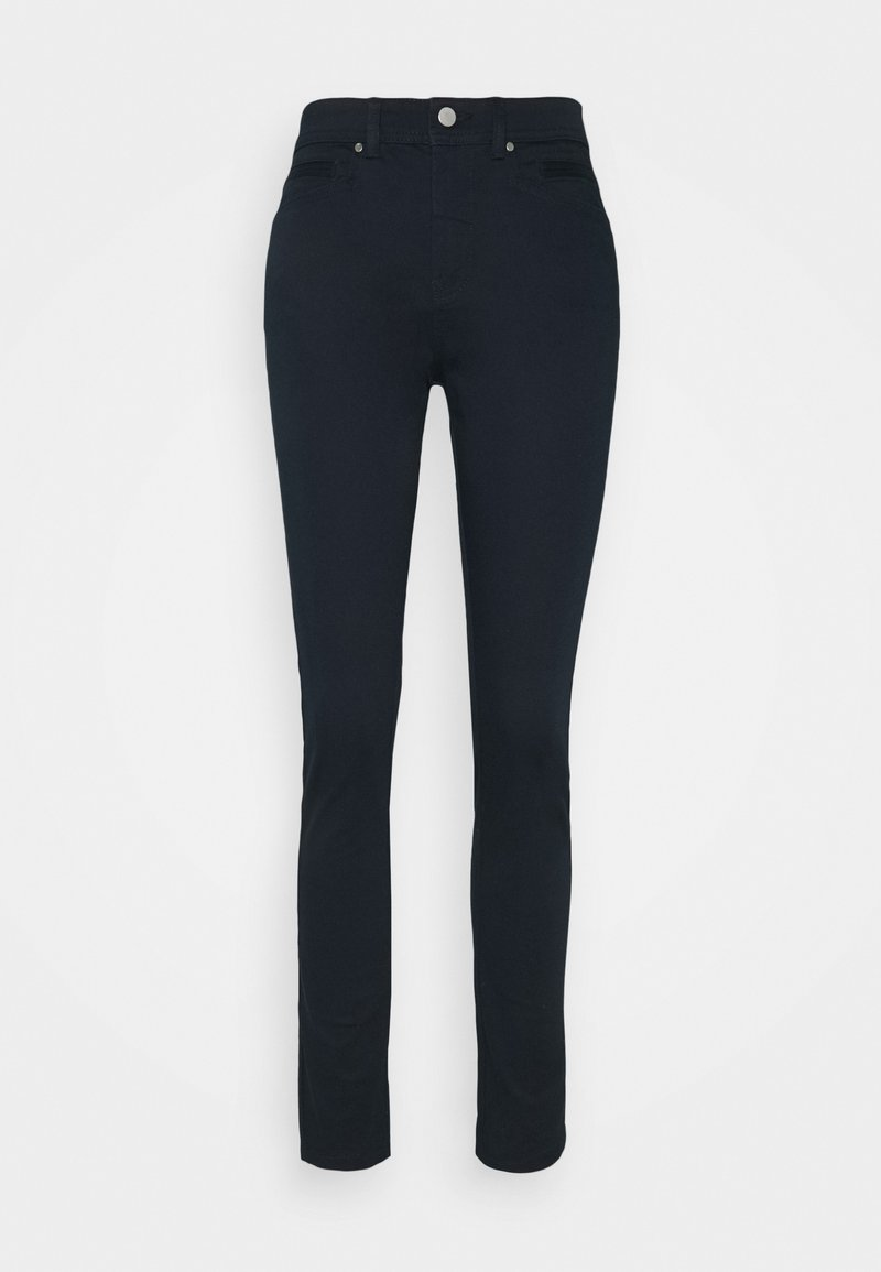 Wallis - TINSELTOWN - Jeansy Skinny Fit - navy