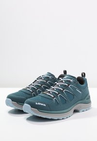 Lowa - INNOX EVO GTX - Hiking shoes -   petrol/eisblau - 2