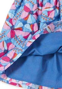 Du Pareil au Même - Wrap skirt - blue - 4