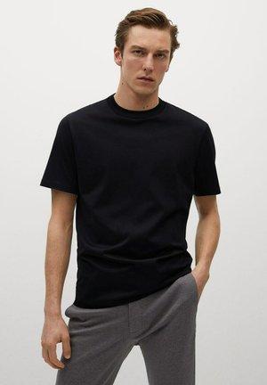 BELLOW - T-shirt basic - noir