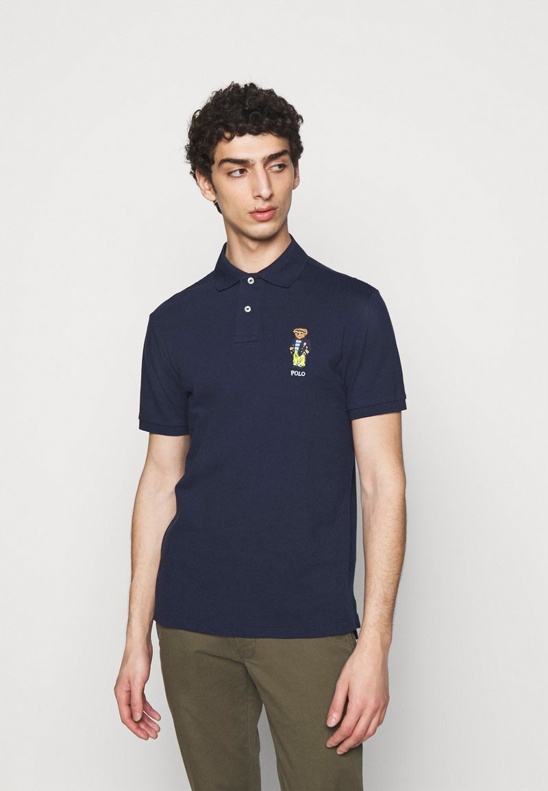 Polo Ralph Lauren - BASIC - Koszulka polo - newport navy