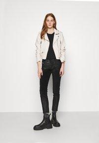 Diesel - BABHILA-SP6 - Slim fit jeans - black - 1