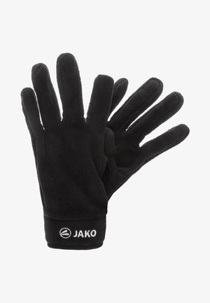Goalkeeping gloves - black