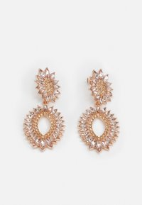 Pieces - PCSELMA EARRINGS - Earrings - rose gold-coloured - 0
