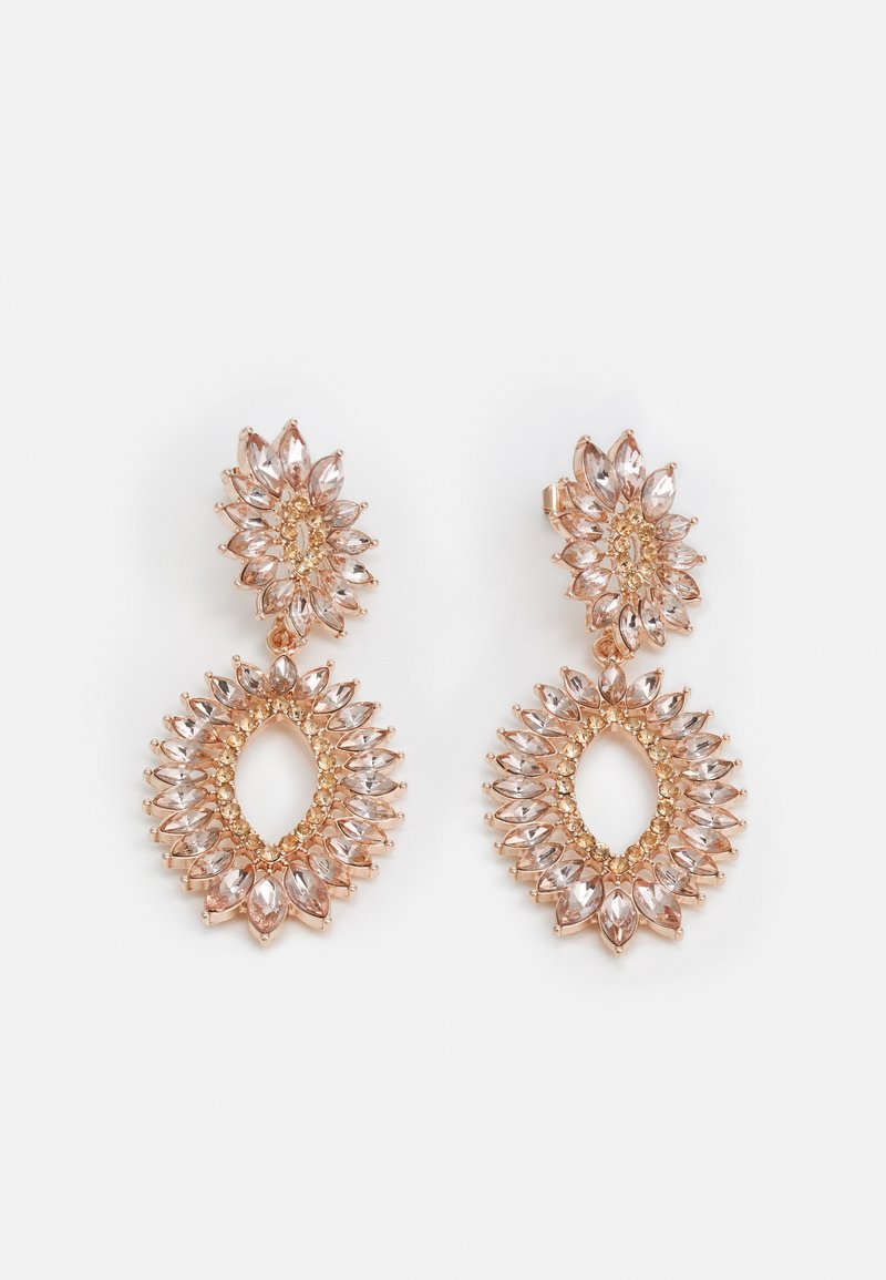 Pieces - PCSELMA EARRINGS - Earrings - rose gold-coloured