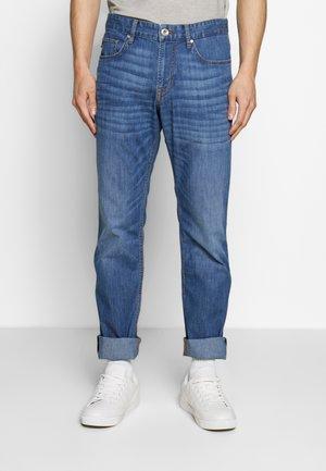 MITCH - Straight leg jeans - blue denim