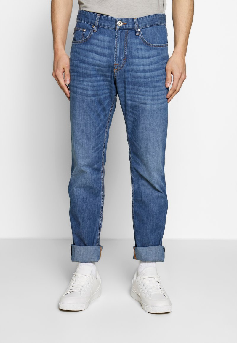 JOOP! Jeans - MITCH - Jeans straight leg - blue denim