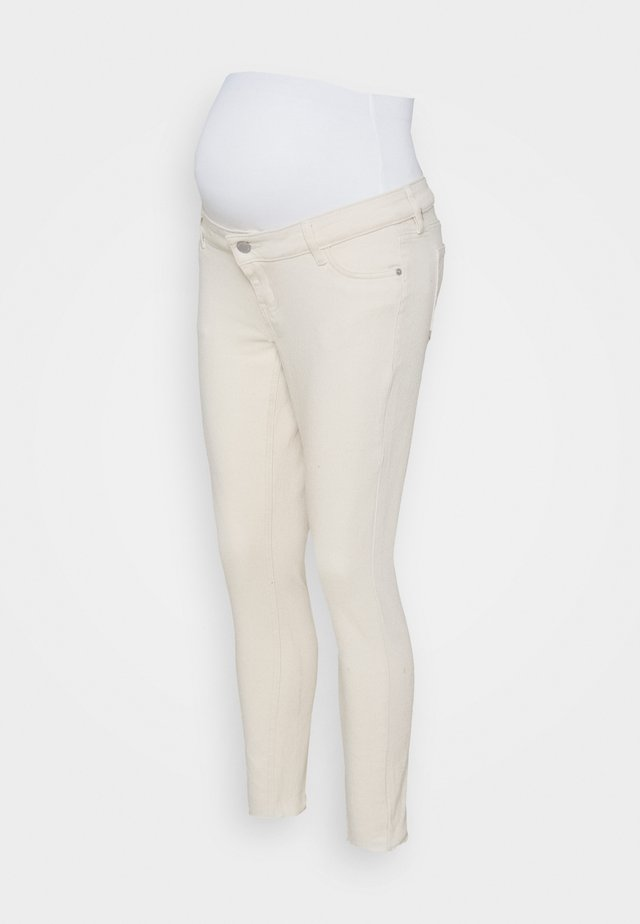 Jeans Skinny Fit - ecru