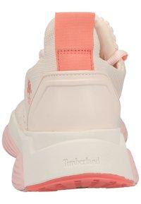 Timberland - TIMBERLAND SNEAKER - Sneaker low - white 1001 - 3