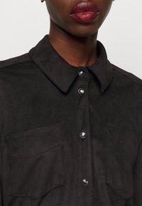 ONLY Tall - ONLBERRY DRESS - Shirt dress - black - 5