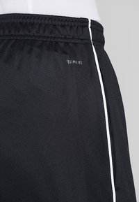 adidas Performance - CORE - Tracksuit bottoms - black/white - 6