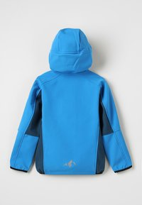 Vaude - KIDS RONDANE UNISEX - Veste imperméable - baltic sea - 1