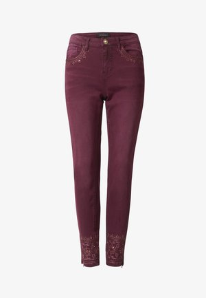 Jeggings - red