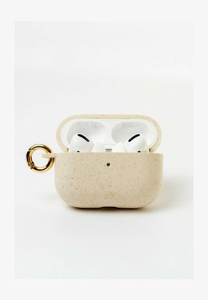 OVERLAY AIRPOD PRO CASE - NUDE GOLD - Overige accessoires - beige
