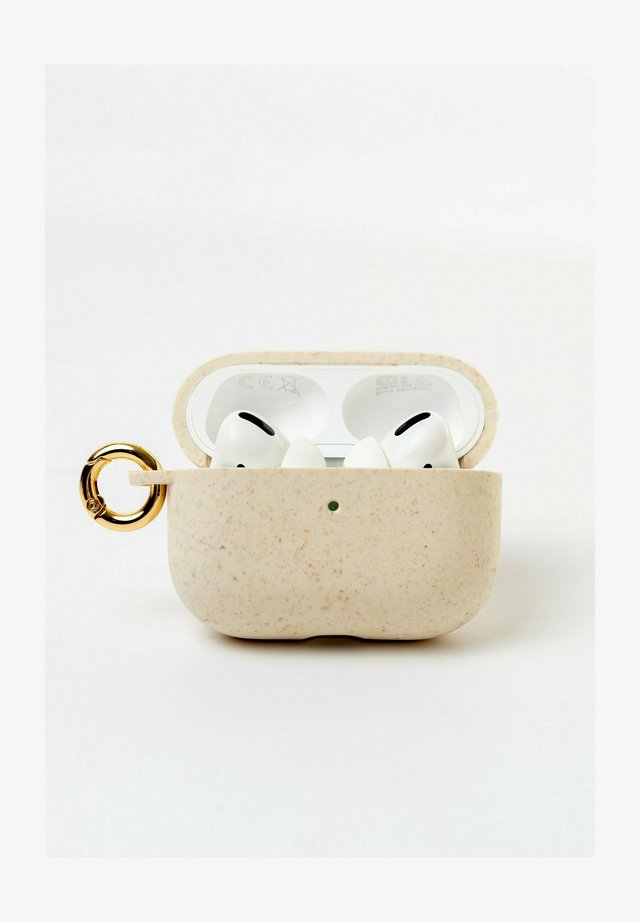 OVERLAY AIRPOD PRO CASE - NUDE GOLD - Other accessories - beige