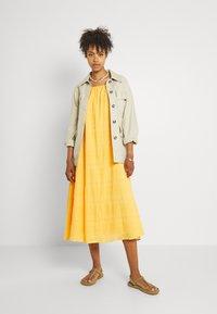 EDITED - EMELIA DRESS - Maxi dress - marigold orange - 1